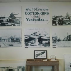 Photo taken at West Tennessee Delta Heritage Center by David B. on 4/13/2012