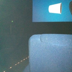 Photo taken at Strand Cinemas by Claire S. on 3/9/2012