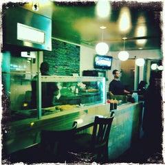 Photo taken at Govinda's Gourmet Vegetarian by Jay D. on 5/31/2012