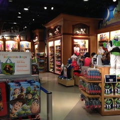 Photo taken at Disney Store by Sheila H. on 8/23/2012