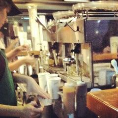 Photo taken at Starbucks by Santiago S. on 8/16/2012