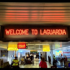 Photo taken at LaGuardia Airport (LGA) by Andrew W. on 7/9/2012