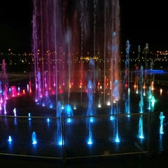 Photo taken at Setia City Park by Iqbal on 8/8/2012