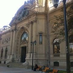 Photo taken at Museo Nacional de Bellas Artes by Arantza B. on 4/21/2012