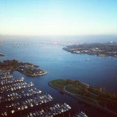Photo taken at Manchester Grand Hyatt San Diego by Bobby H. on 6/28/2012