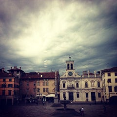 Photo taken at Place San Iacum by Nicola A. on 7/21/2012