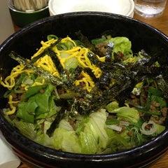Photo taken at 韓国ラーメン 明洞 by Dominion525 on 5/14/2012