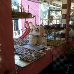 Photo taken at Carousel Candies by Linda G. on 8/8/2012