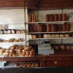 Photo taken at Mhor Bread Bakery & Tea Room by Mark G. on 6/13/2012