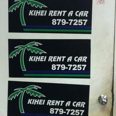 Photo taken at Kihei Rent A Car by Travel Hit w. on 8/1/2012