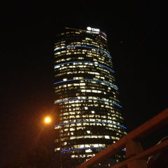 Photo taken at Torre Mayor by Alan M. on 3/22/2012