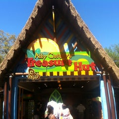 Photo taken at Sesame Street Safari Of Fun by Adam F. on 3/18/2012