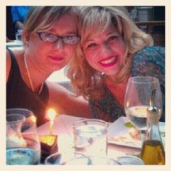 Photo taken at Elia Restaurant by Jeannine F. on 6/25/2012