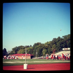 Photo taken at Cabot High School by Austin W. on 9/11/2012