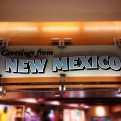 Photo taken at Albuquerque International Sunport (ABQ) by Olly on 7/12/2012