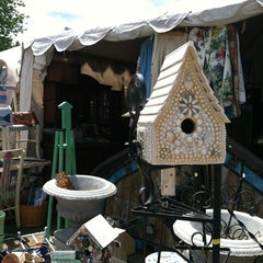 Photo taken at Brimfield Antique Show by Susan H. on 7/11/2012