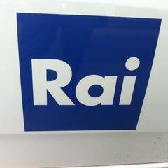 Photo taken at RAI - Radio Televisione Italiana - CPTV Napoli by Mariano S. on 9/4/2012