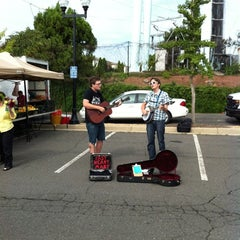 Photo taken at Manassas Farmer's Market by Hank Y. on 7/14/2012