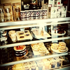 Photo taken at Proof Bakery by knappst3r on 9/4/2012
