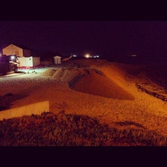 Photo taken at Praia de Cortegaça by Nuno N. on 3/1/2012