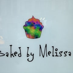 Photo taken at Baked By Melissa by Tony P. on 2/18/2012