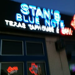 Photo taken at Stan's Blue Note by Brad T. on 4/25/2012