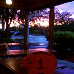 Photo taken at Bubbalou's Bodacious Bar-B-Que by Annette on 6/2/2012