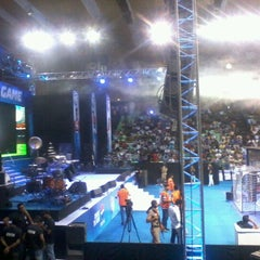 Photo taken at Pepsi T20 Football Grand finale by Gaurang a. on 6/17/2012