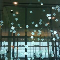 Photo taken at Terminal 1 by Cris G. on 6/1/2012