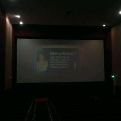 Photo taken at Regency Towngate 8 by Beken M. on 4/11/2012