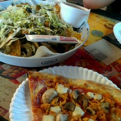 Photo taken at Spicy Pie by J P. on 6/27/2012