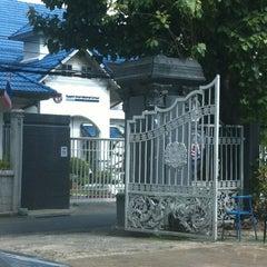 Photo taken at Rasami International School by MadFroG on 7/5/2012
