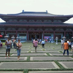 Photo taken at Fo Guang Shan Temple   北岛佛光山 by Jeremy W. on 1/22/2012