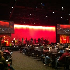 Photo taken at Fusion Bible Church by Michael M. on 12/24/2011