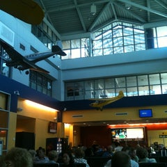 Photo taken at Westchester County Airport (HPN) by Olesya N. on 10/8/2011