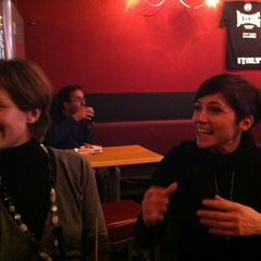 Photo taken at Janga Cafè by Mauro C. on 10/29/2011