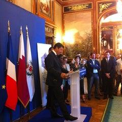 Photo taken at Musée Masséna by Christophe A. on 7/12/2012