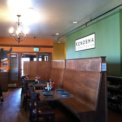 Photo taken at Kenosha Steakhouse by Tim S. on 10/22/2011