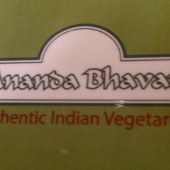 Photo taken at Madras Ananda Bhavan by Ramesh S. on 10/1/2011