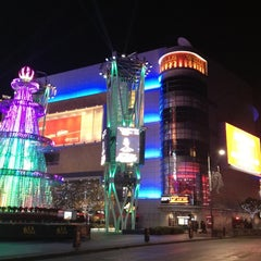 Photo taken at Microsoft Theater by Ludwig G. on 12/16/2011