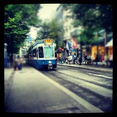 Photo taken at Rennweg by Claudio B. on 7/6/2012