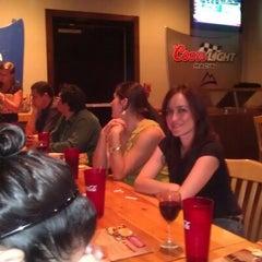 Photo taken at Carolina Grill by Daniel M. on 9/8/2012