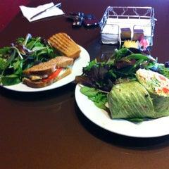 Photo taken at Red Velvet Cafe by Larry G. on 5/11/2012