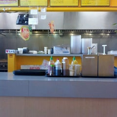 Photo taken at L&L Hawaiian Barbecue by Clark K. on 4/6/2012