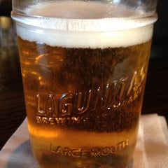 Photo taken at Bluefoot Bar & Lounge by Jason B. on 5/16/2012