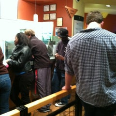 Photo taken at Qdoba Mexican Grill by Lane K. on 2/25/2012