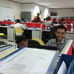 Photo taken at PT. Adyawinsa Telecommunication & Electrical by Edwin A. on 6/26/2012