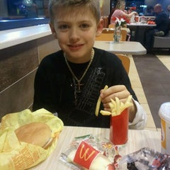 Photo taken at McDonald's by Nicole C. on 12/7/2011