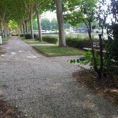 Photo taken at Base de Loisirs de Créteil by Charron P. on 8/9/2012