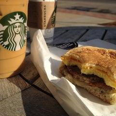 Photo taken at Starbucks by Tim C. on 2/26/2012